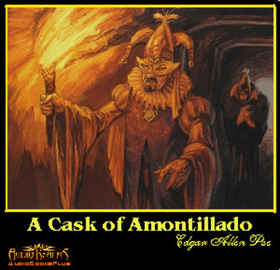 Cask of amontillado revenge thesis
